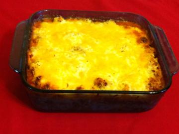 African American Lasagna